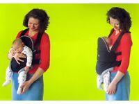 Turn Around Baby Carrier