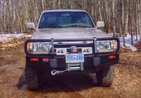 1997 4Runner -lifted and locked-