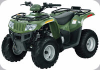 2008 Arctic cat ATV 90 youth - like new condition