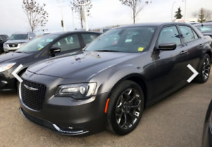2016 Chrysler 300-Series Black Other
