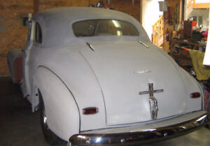 1947 / 1948 Chevrolet Coupe ,,  Stylemaster or Fleetmaster.