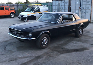1967 Mustang Coupe 351w V8