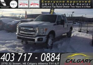 2012 Ford Super Duty F-250 4WD Crew Cab