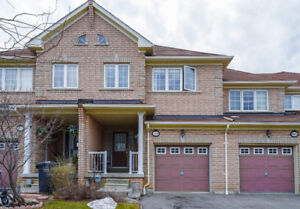 Beautiful 3 Bedroom Townhouse for Rent in Mississauga