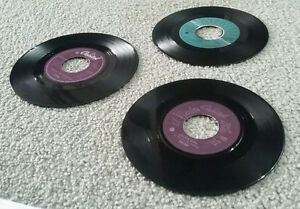 Prism - Lot Of (3) 45's