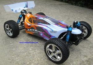 New RC Buggy / Car Brushless Electric1/10 Scale 4WD 2.4G LIPO Sarnia Sarnia Area image 4
