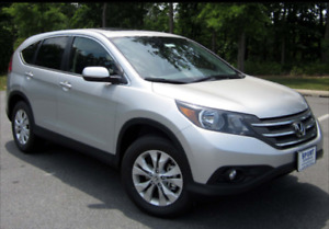 2014 Honda CRV EX-L / low kms