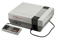 Looking for 80's 90's retro to recent video game consoles