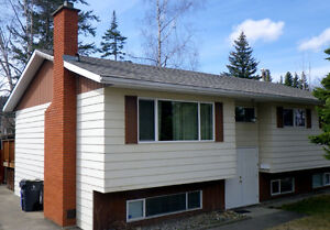 3 BEDROOM Upper Level of HOUSE in FOOTHILLS: FOR RENT