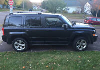 2011 Jeep Patriot Limited SUV, 4x4, Leather