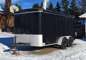 2006 7x14 Enclosed trailer