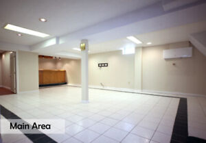2 bd/1 bath huge apartment Pickering – ALL INCLUSIVE $1600/month