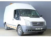 2013 Ford Transit 350 HR DIRECT EDF,UTILITY VAN,COMP-GENERATOR Panel Van Diesel