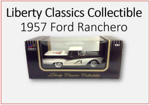 Canadian Tire - Liberty Classics Collectible - '57 Ford Ranchero