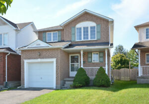 3+1 Bedrooms and 4 Washrooms Detached House In North Oshawa