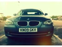 BMW 520d SE, great condition