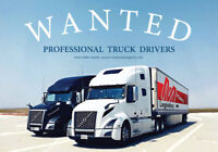Semi Truck Driver - Long Haul willing to go cross border