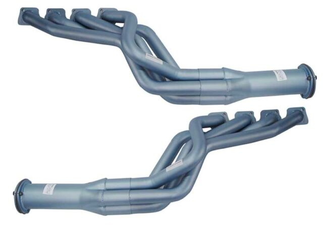 """FORD CLEVELAND 2V PACEMAKER PH4090 TUNED HEADERS 1 7/8"""" FALCON FAIRLANE GT NEW"""