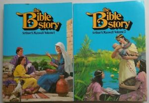 BIBLE STORIES - 2 vol set SC