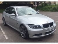 2008 BMW 330D auto paddleshift