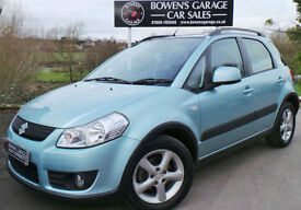 2006 (56) SUZUKI SX4 1.6 GLX 5DR - LOW MILES - S/HISTORY - GREAT SPEC