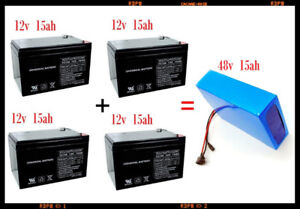 NEW BATTERIES  $ 450.00  EBIKE / SCOOTERS BATTERY