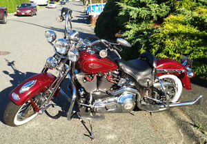 2000 Harley Davidson Heritage Springer, one owner, Beautiful