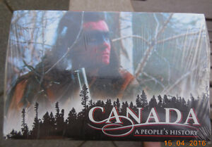 CBC Canada - A People's History VHS Set