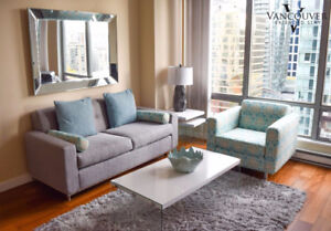 1705 - Furnished One Bedroom Apartment Downtown
