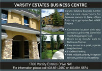 VARSITY ESTATES BUSINESS CENTRE