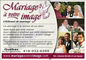 Célébrante de mariage Québec City Québec image 2