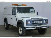 2006 Land Rover Defender 110 HARD-TOP TD5 LWB 110 VAN SUV Diesel Manual