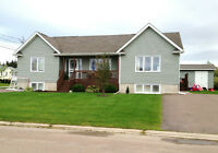 House (bungalow) with a side in-law suite - Shediac