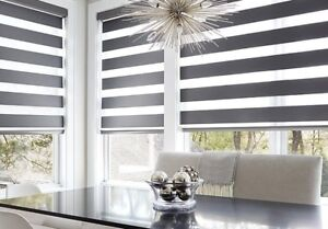 ROLLER SHADES, ZEBRA SHADES, SHUTTERS! WINDOW COVERINGS FOR SALE
