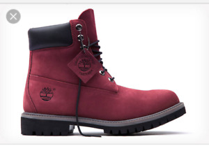 Timberland boots Bordeaux Neuf!!!