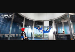 IFly Toronto Indoor Skydiving Deal