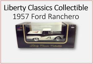 Liberty Classics Collectible - 1957 Ford Ranchero Diecast Truck