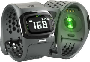 Mio Alpha 2 Heart Rate Monitor Sport Watch, Black