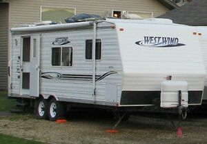 25' Westwind Travel Trailer