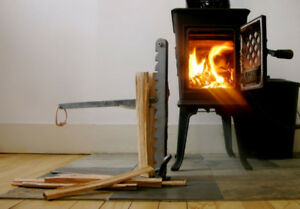 The Beaver Lever Kindling Cutter -Free Shipping in Canada