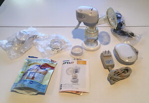 AVENT Electric or Manual Single Breast Pump