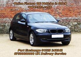 2007 57 BMW 1 SERIES 1.6 116I SE 5D 114 BHP