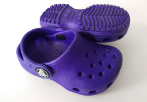 Baby Crocs - Size 4 - Barely worn