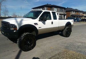 1999 Ford F-250 7.3l powerstroke négociable