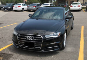 2018 Audi A6 3.0 V6 Quattro - Lease Takeover or Buyout