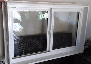 "Sliding Window 48"" x 30"""