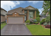 Move in ready 3+1 bedroom, 2 bath Raised Ranch in Strathroy