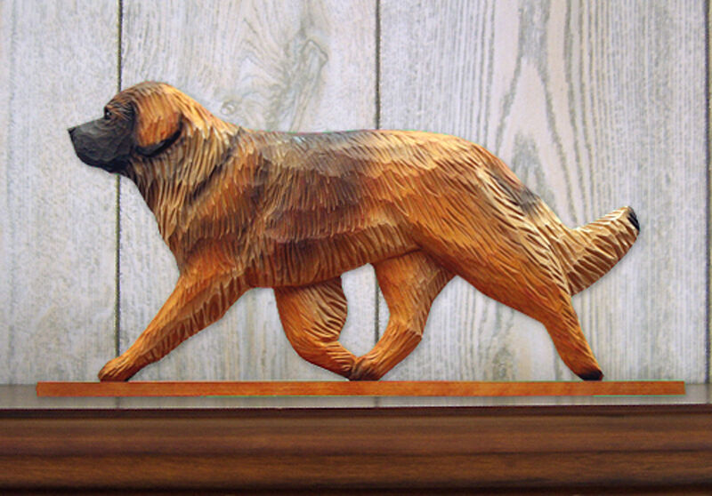 Leonberger Sign Plaque Wall Decor