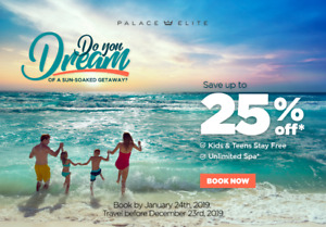 Palace Resort All Inclusive Vacations At Discounted Rates