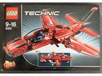 Lego technic fighter plane 9394